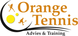 Orange Tennis logo